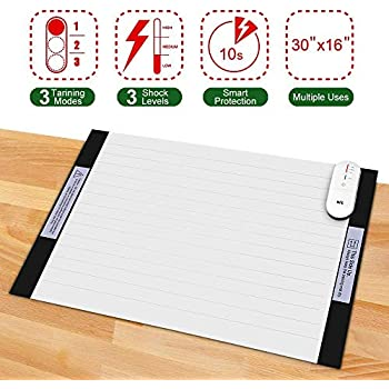 Amazon.com : Electronic Pet Training Shock Mat for Dogs Cats ...