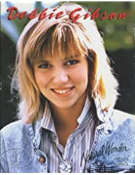 Debbie Gibson 1988 Tour Concert Program Book Programme