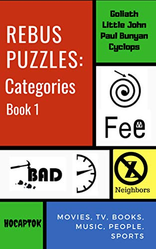 Pdf Entertainment Rebus Puzzles: Categories
