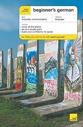 Beginner's German, Coursebook w. Cassette (Teach Yourself Languages)