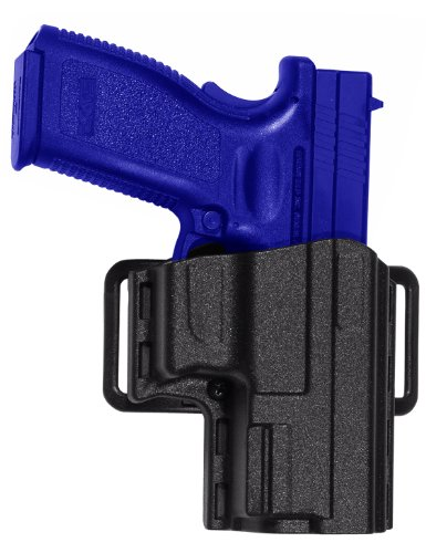 Uncle Mike's Tactical Reflex Open Top Holster (Size 10, Right Hand), Outdoor Stuffs