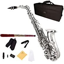 Cecilio Nickel Plated Eb Alto Saxophone - AS-280N