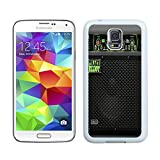Case for Samsung Galaxy S5,Trace Elliot Bass Amplification Acoustic Music Speak Samsung Galaxy S5 Case - White PC Case