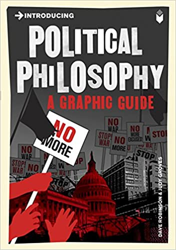 Book Introducing Political Philosophy: A Graphic Guide