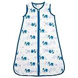(US) aden by aden + anais Sleeping Bag, Elephants, XL