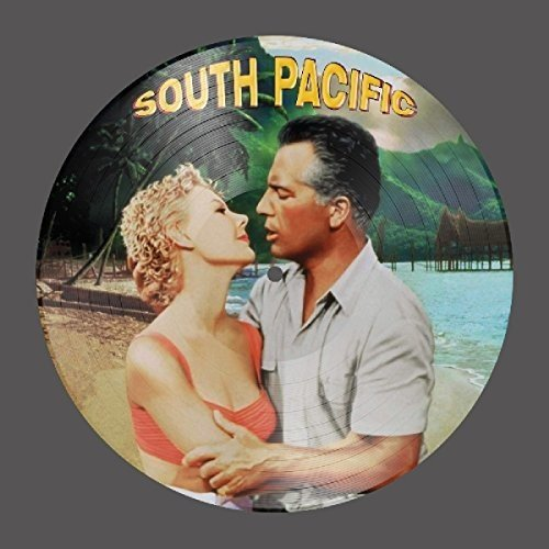 Vinilo : Soundtrack - South Pacific (Picture Disc) (Picture Disc Vinyl LP, Remastered, Germany - Import)