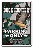 Duck Hunter Sign | Indoor/Outd