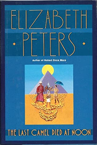 book cover of The Last Camel Died at Noon