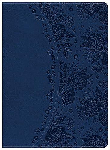 Holman Study Bible: NKJV Edition, Indigo LeatherTouch