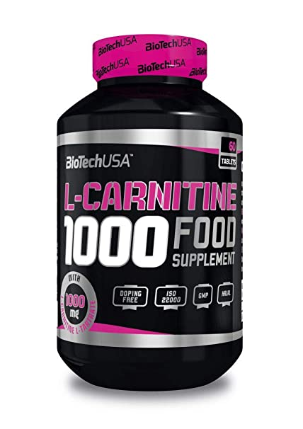 Biotech USA 14001020000 - L Carnitine, 108 g