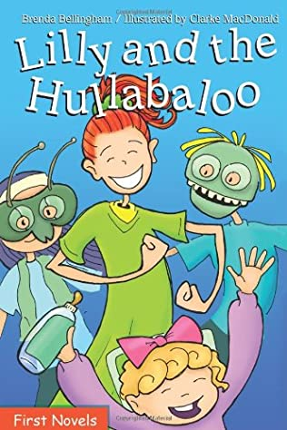 book cover of Lilly and the Hullabaloo