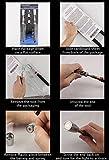 Magnetic Pickup Tool - LED Light Telescoping Handle