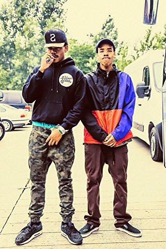 Chance The Rapper Earl Sweatshirt Rap Hip Hop Poster