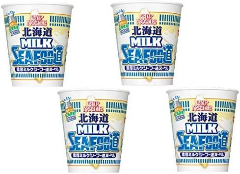 9位:日清食品『カップヌードル 北海道濃厚ミルクシーフー道ヌードル』