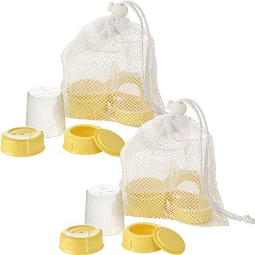Medela Breastmilk Bottle Spare Parts (Set of - Collar Medela