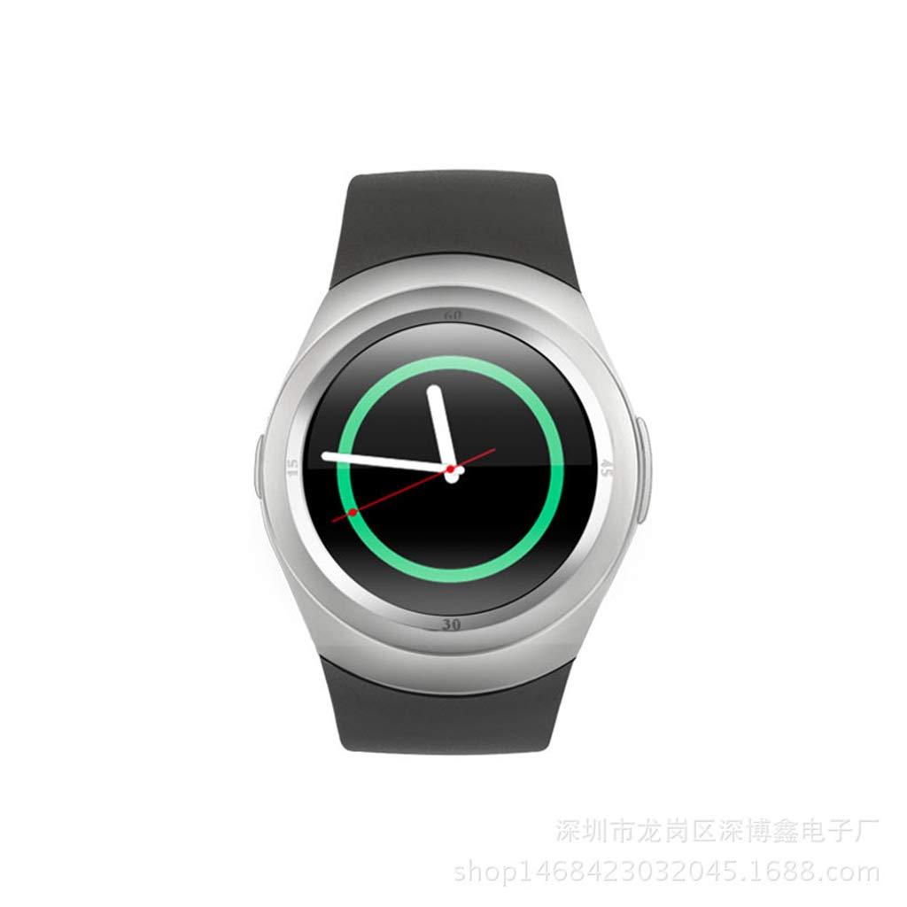 KLAYL Reloj Inteligente Tarjeta SIM y Bluetooth Smart Watch ...