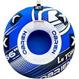 """O'Brien """"Le Tube Deluxe"""" Inflatable 56"""" Round Tow Tube"""