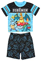 Pokemon Pikachu and Friends Ready For Battle Pajamas for Little Boys (6)