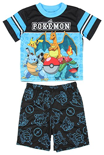 Pokemon Pikachu Friends Battle Pajamas product image