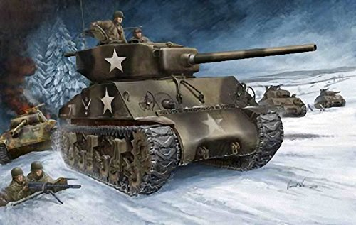 Hobby Boss 84805 Model Tank U.S. Army M4 Sherman Sherman Sherman A3(76)W by Hobby Boss 2217f7