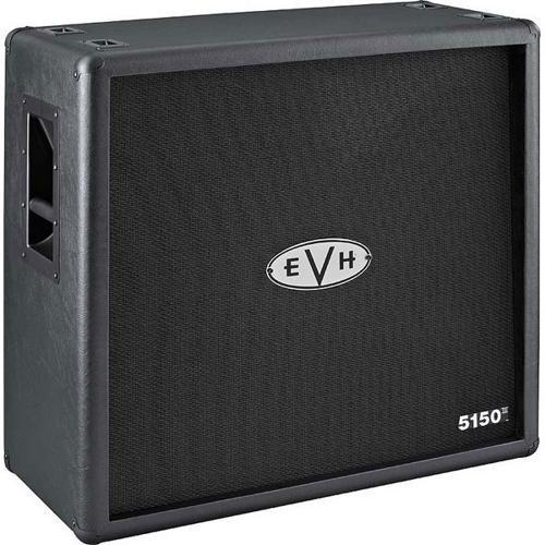 EVH 5150 III 100-Watt 4x12-Inch Straight Speaker Cabinet - Black