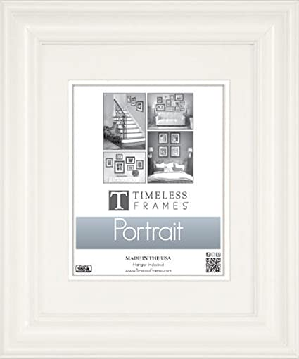 Amazon.com - Timeless Frames Lauren Portrait Wall Photo Frame, 8 by ...