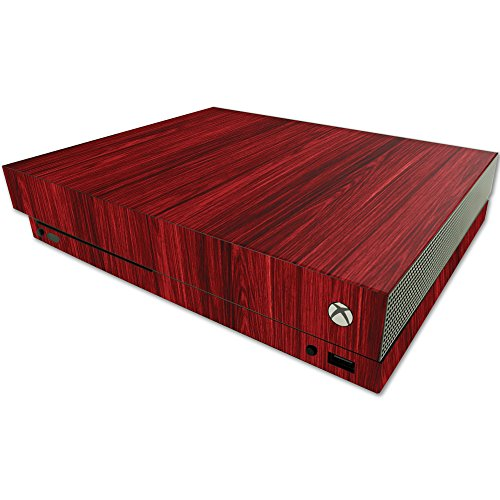 Price comparison product image MightySkins Skin for Microsoft One X Console Only - Cherry Grain / Protective,  Durable,  and Unique Vinyl Decal wrap Cover / Easy to Apply,  Remove,  and Change Styles / Made in The USA