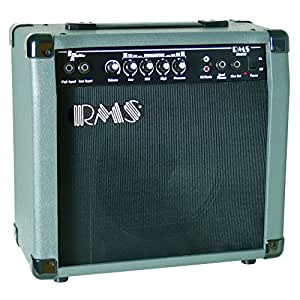 rms rmsb20 20 watt bass guitar amplifier musical instruments. Black Bedroom Furniture Sets. Home Design Ideas