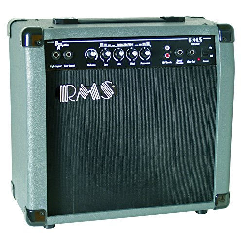 RMS RMSB20 20-Watt Bass Guitar Amplifier - Watt Bass Guitar Amp
