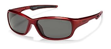 Polaroid Gafas de Sol polarizadas P 0425 C Kids Rojo 100 ...