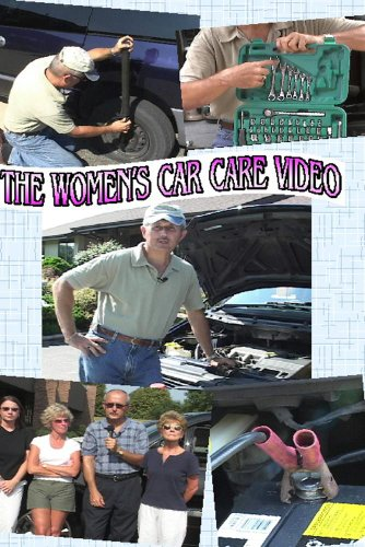 The Women's Car Care Video - Two DVD Set by CustomFlix