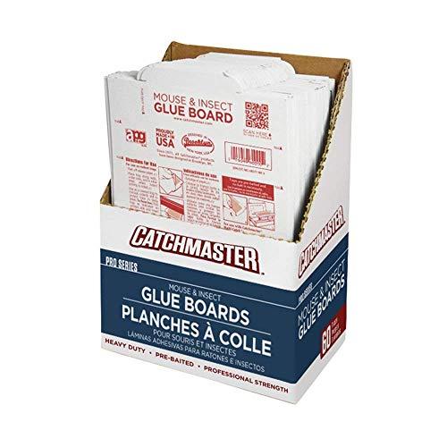Catchmaster Mouse Size Bulk Glue Boards B005IMZ9K6 (Case of 30) Catchmaster Mouse Glue Board