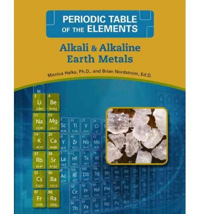 Alkali Alkaline Earth Metals Periodic Table Of The Elements