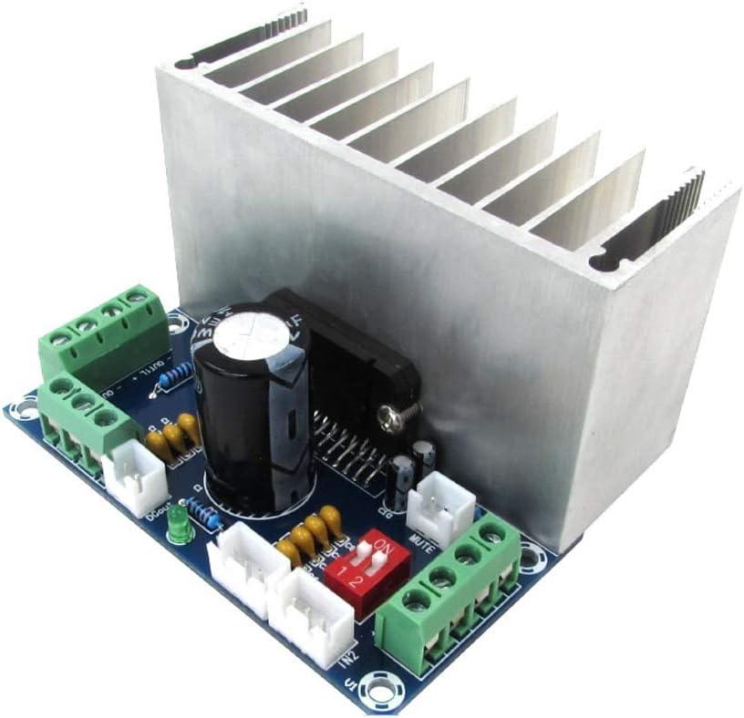 ARCELI XH-M231 Tablero del Amplificador de Coche de Cuatro Canales TDA7388 Tablero del Amplificador 4X41W Amplificador de Coche Clase de Fiebre DC12V