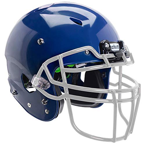 (Schutt Sports Vengeance A3 Youth Football Helmet (Facemask NOT Included), Royal Blue,)