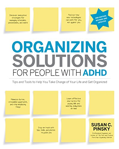 Organizing Solutions for People with ADHD, 2nd...