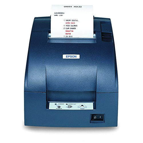 Review Of Epson TM-U220B POS Receipt Printer