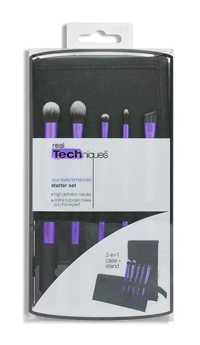 Amazon.com: Real Techniques Juego de brochas de maquillaje ...