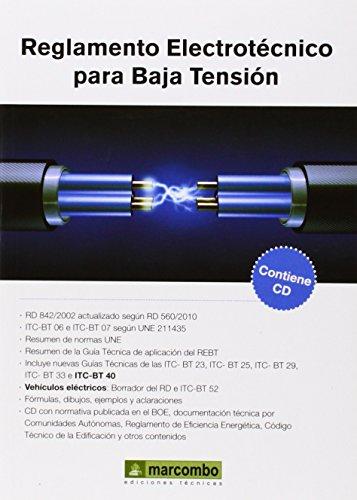 Descargar Libro Reglamento Electrotécnico Para Baja Tensión Benilde Bueno