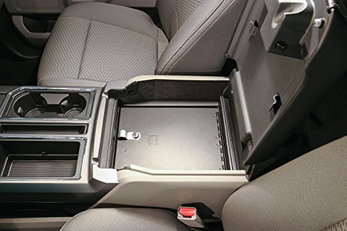 Tuffy 317-01 Insert for 2015-Current F-150 W/Flow-Thru Console