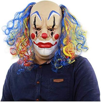 wanjuna Halloween Realista Espeluznante Horrible Divertido Joker ...