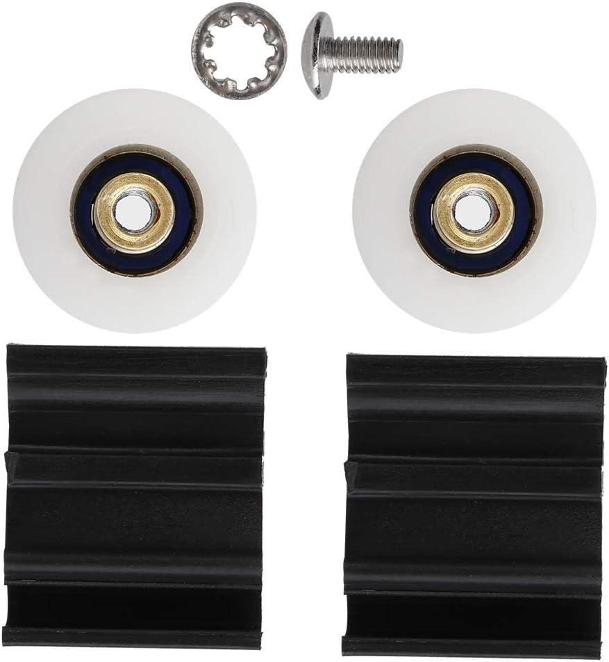 Belika Door wheel-Non-slip Durable Hall Greenhouse Wheel Kit-22mm
