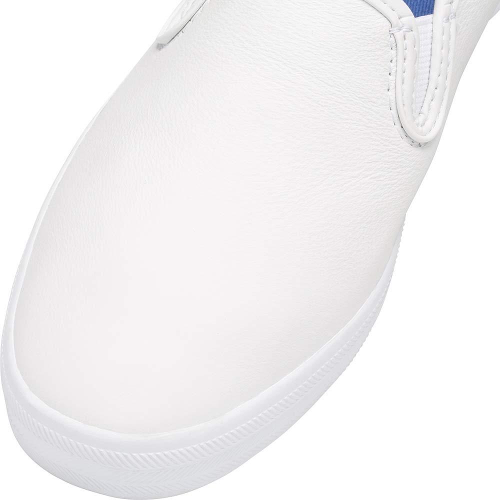 Keds Womens Champion Slip On Leather Sneaker