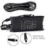 Tinkon AC Power Adapter 90W Charger for Dell Latitude 3330 3440 E6420 E5250 E5450 E5430 E5530 E5550 E6330 Inspiron 17 N4010 N7010 Power Supply Cord