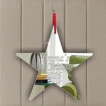 Weihnachten Ornament Stern Fenster Hängen Decke Tür