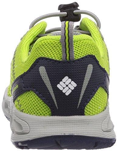 Columbia CHILDRENS - Zapatos de Aqua de material sintético niño Verde (351)