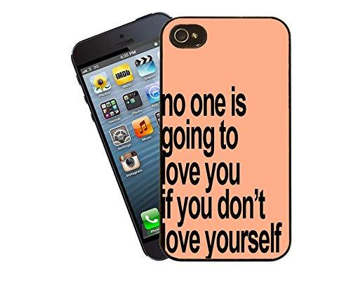 Des citations et mots inspirants - 002–Housse Etui pour Apple iPhone 5/5s/5c-By Eclipse idées cadeaux