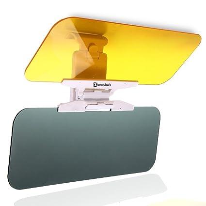 Amazon Com Zento Deals Transparent Windshield Car Sun Visor Day And