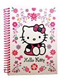 HELLO KITTY FOLKSY A5 NOTEBOOK