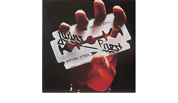 Judas Priest - Judas Priest - British Steel / Killing Machine - CBS - CBS 451123 1 - Amazon.com Music